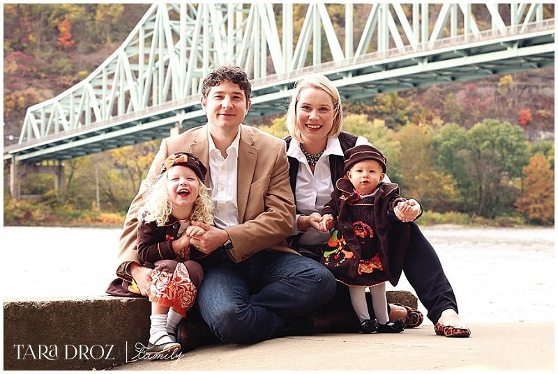 Autumn in Pittsburgh {Brighton, Michigan Family Photographer}