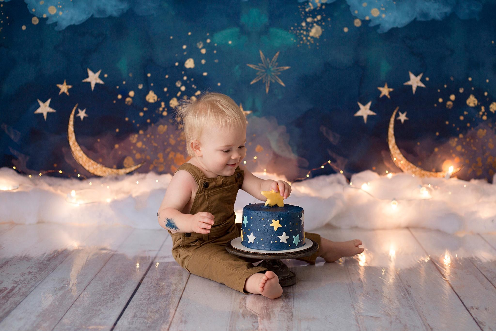 cake smash photographer ann arbor michigan 2021