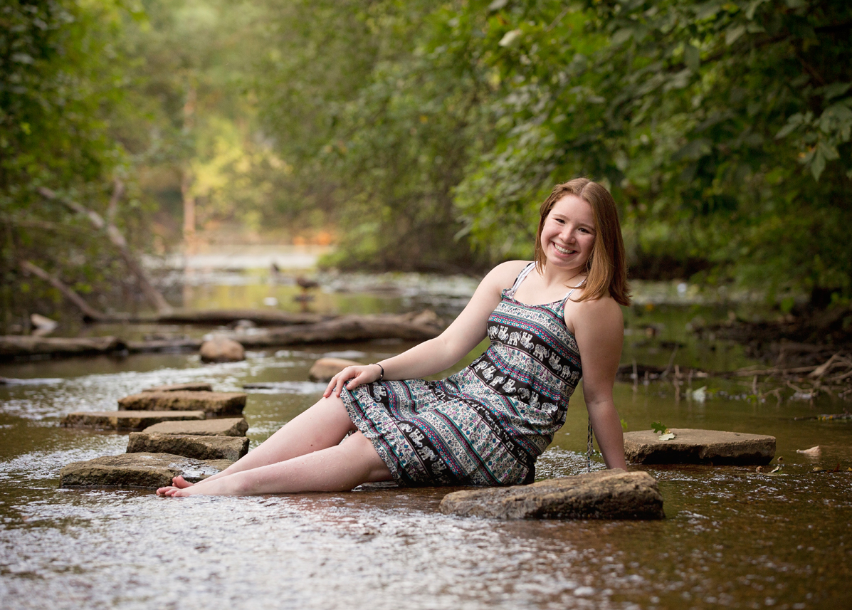 dexter michigan senior portraits photographer