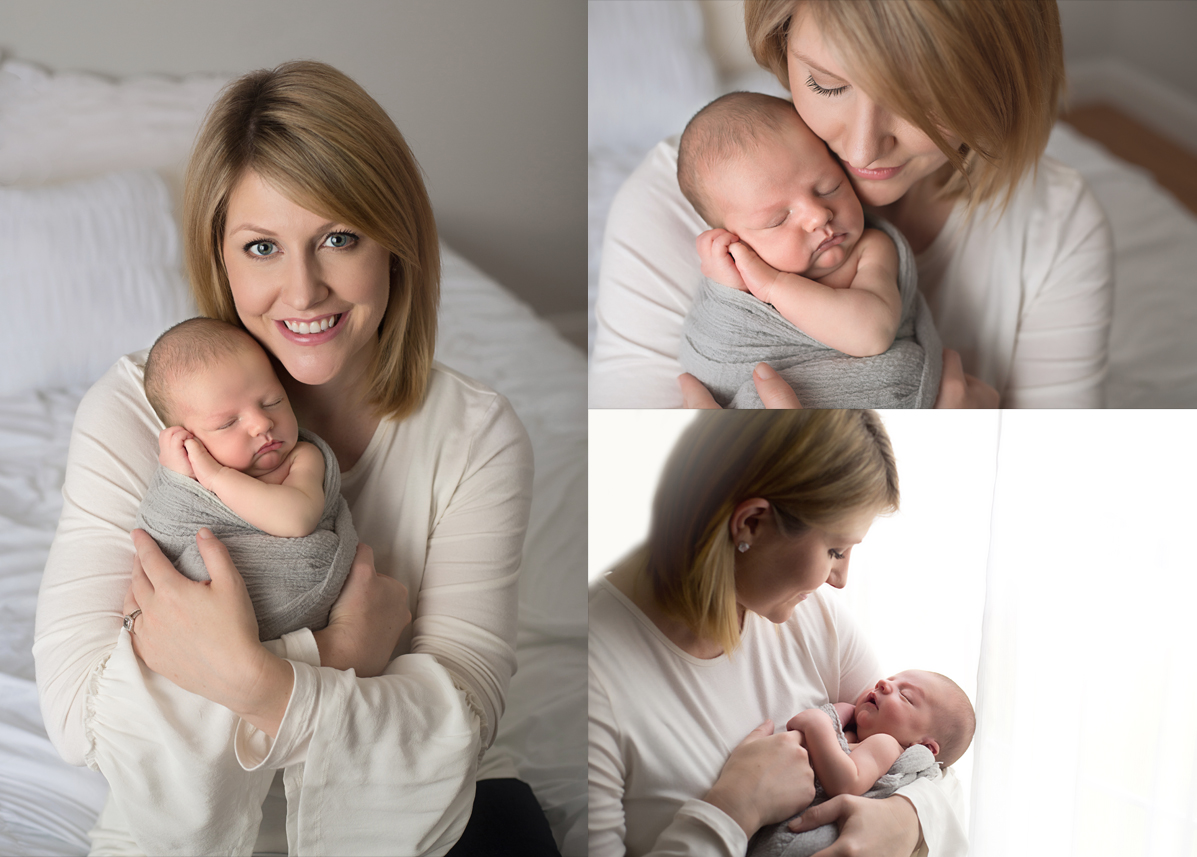 hartland michigan newborn photographer