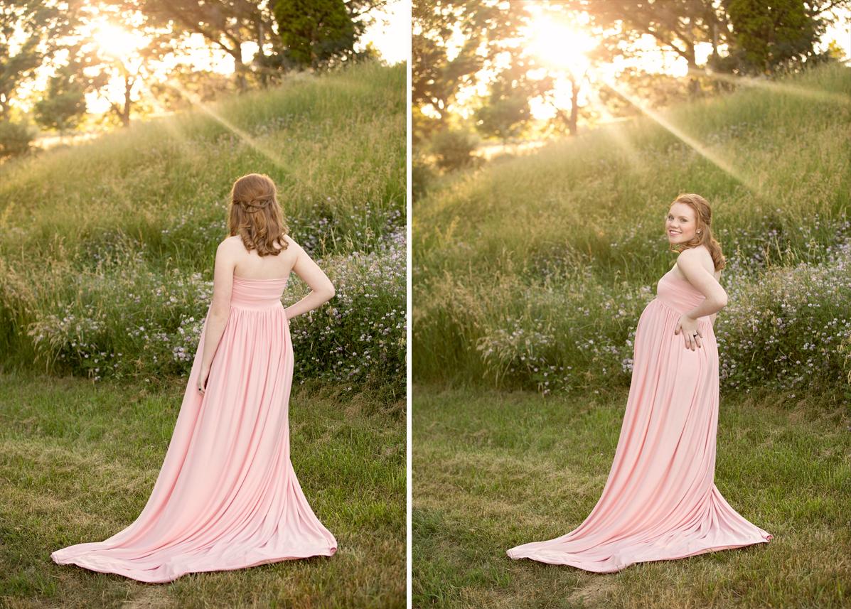 howell brighton maternity photographer portraits sunset