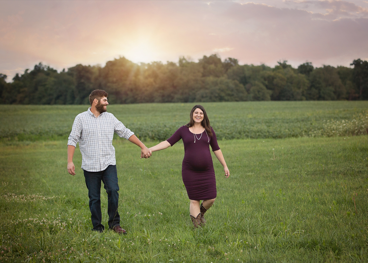 howell michigan maternity photographer