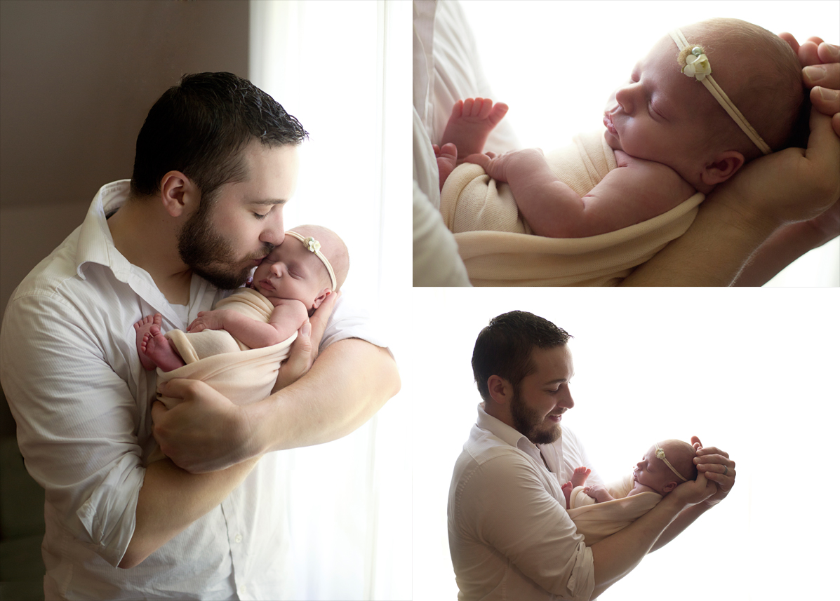 howell newborn photographer