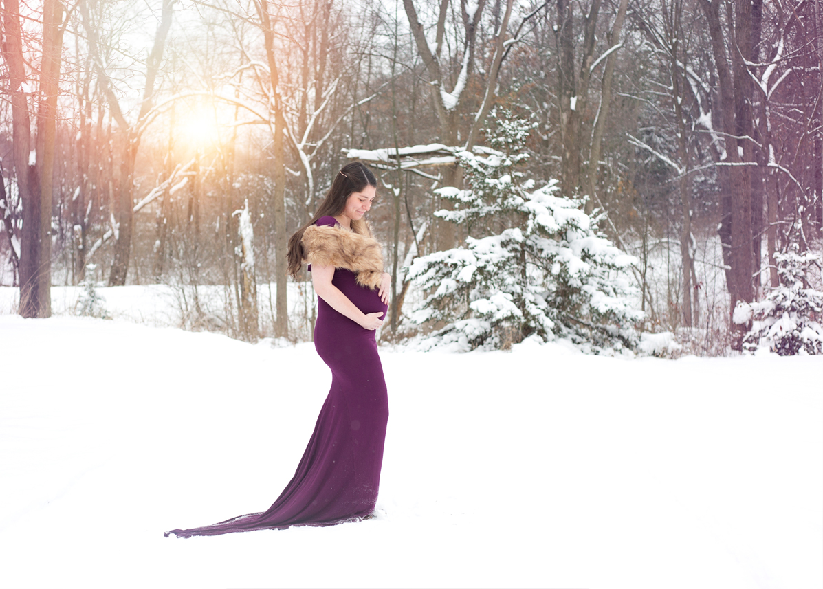 milford maternity photographer