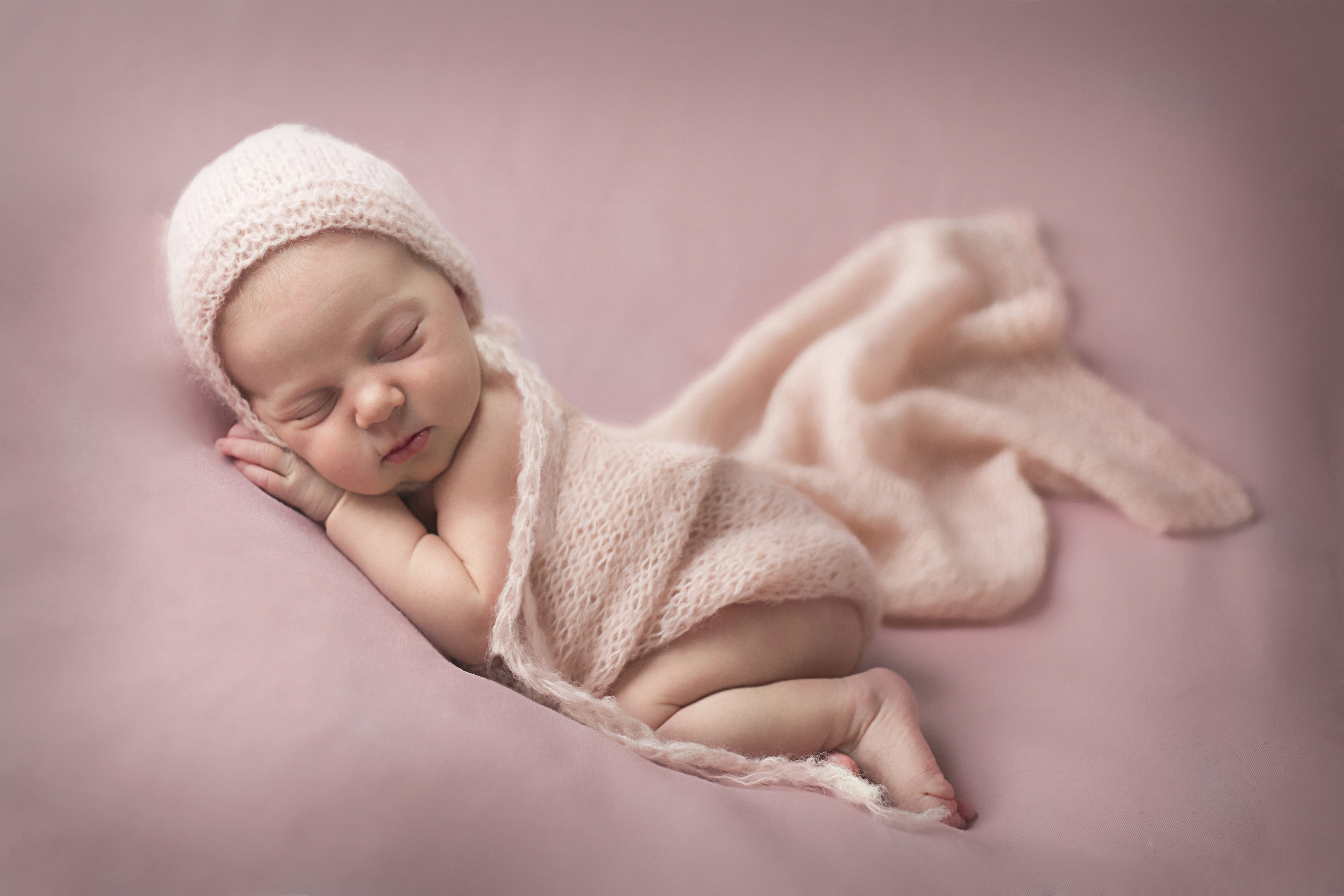 Newborn Eliza