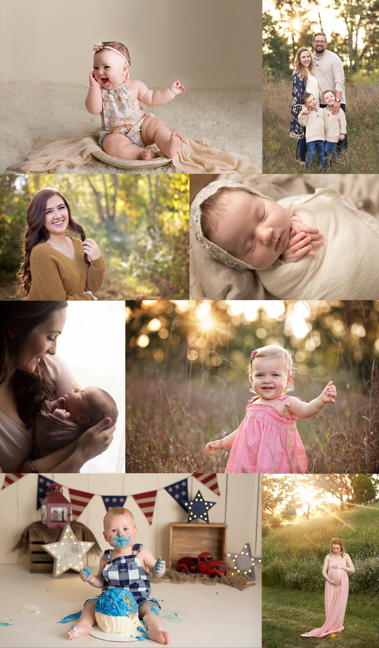 b0389a247c90e Howell/Brighton Michigan Photographer { Newborn & Family }